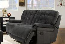 Living room ideas / Furniture / by Sara Woodcock