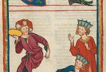 Middeleeuweewse schilderingen