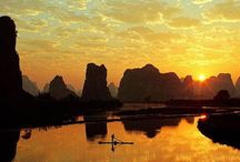 Guilin City Guide / Guilin is South China's shining pearl, with verdant mountains, clear rivers, and magnificent crags and fantastic caverns. The scenery of Guilin has been called the finest under heaven.