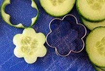 Grønt til salater