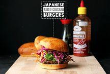 Homemade Burgers! / Have no idea what to do for dinner tonight!? Check our ideas for easy-to-do, yummy homemade burgers! Let's see, what you have in your frigde...   //lista zakupów, grocery list, shopping list, lista de compras, lista de la compra, Einkaufsliste, liste d'achats, quick shopping//