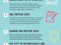 Social media for blogging / Tips on social media, networking, social media marketing, blog marketing, grow following, social media for blogging, instagram, facebook, pinterest, twitter, grow social media following, increase traffic