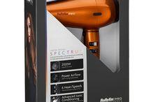 hair dryer packaging