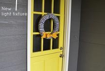 Entryway/porch