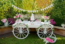Lovely garden party