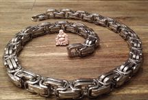 Boeda-XL / Sieraden, Horloges, Handtassen, Biker wallets, Biker chains