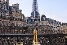 Romantic in city