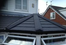 Lightweight tiled conservatory roof / Conservatory