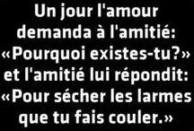 amour amitie