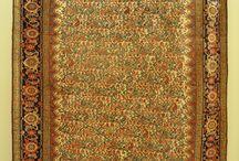 Antique Carpets / Una selezione dei tappeti antichi più pregiati della Sheyda Collection.