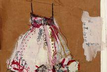 mixed media/art journaling