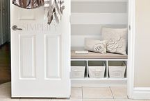 House~Mudroom / by Kate Gaul