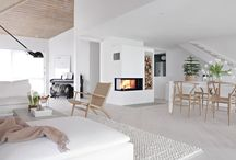 Stylizmo Blog - Before & After - Nordpeis Fireplace