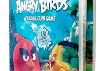 Angry Birds / Merchandize based on the Angry Birds.