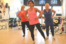 sporten / workout