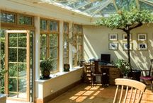 Orangeries and greenhouses inspiration