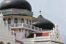 Baiturrahman Grand Mosque | Aced - Indonesia