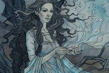 Fairytales illustrations