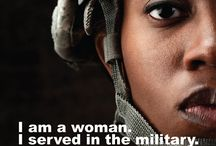 Female Veterans for Veteran's Day