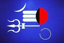 Shiva symbol