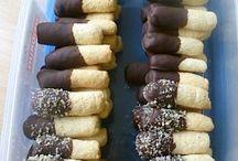 Makronky,sušienky,drobné pečivo...