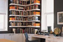 Γωνιακή βιβλιοθήκη