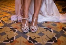 Pantofiori miresica
