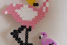 Hama beads creations