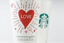 Starbucks and Coffee / I love ANYTHING Starbucks.