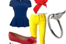 Disney/ Musicals/ Everything else Outfits