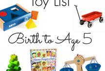 Montessori - toys