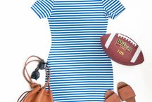GAMEDAY Looks / Check out looks where spirit meets style.  Good fit and great quality fabric. Happy tailgating!