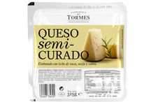 CAMINOS DEL TORMES / Branding and packaging design for the cheese brand Caminos del Tormes from Spain's ALDI Supermarkets.