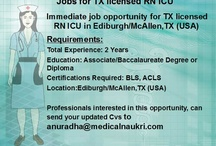 Healthcare/Medical jobs