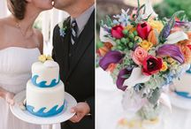 Elk Cove Inn & Spa Wedding Cakes and Bouquets / Wedding cakes and bouquets