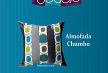 Decoração * / Acesse nosso site, e confira as nossas lindas almofadas para brilhar ainda mais o seu ambiente. Veja: http://goo.gl/t955sn