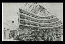 Architectural draw