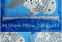 Cushion Covers  and Pillowcases to Sew / Ideas and tutorials for sewing cushion covers and pillowcases
