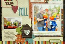 single page layouts / by SCRAPtease