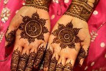 Tetování a henna