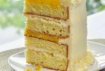 Lemon Cakes, my favourite.