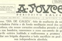 Lingua Galega / Comparación da Lingua Galega coa lingua Española ea Portuguesa.