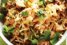 Easy to Make Side Dishes / These easy to make side dishes will make your meals complete and delicious.