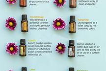 Essential Oils - Cleaning