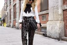 New Years Eve Outfit Inspiration / New Years Eve outfit inspiration