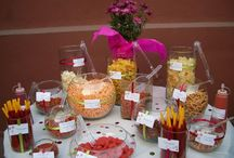 Mesa de dulces sathy