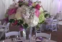 Pink and White / Crow Canyon Country Club