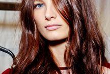 Women Colour brown/ black / Von warm bis kühl