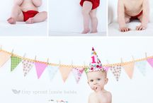 1 Year Old Photo Inspiration