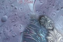Embossed Machine Embroidery Designs